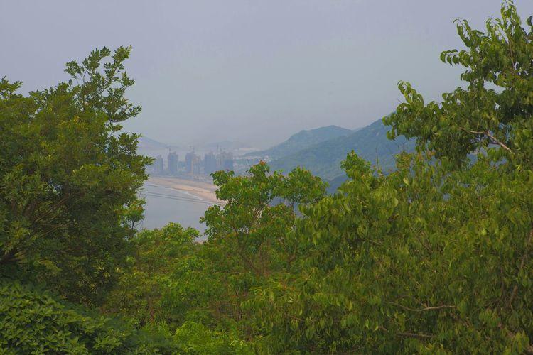 VSCO Sea And Sky Shengsi