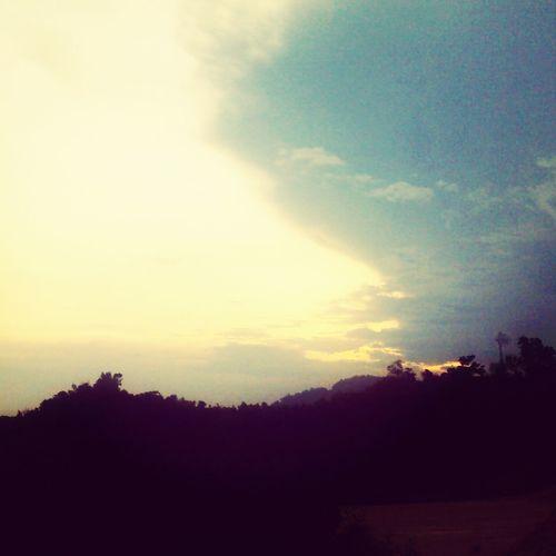 Sunset?