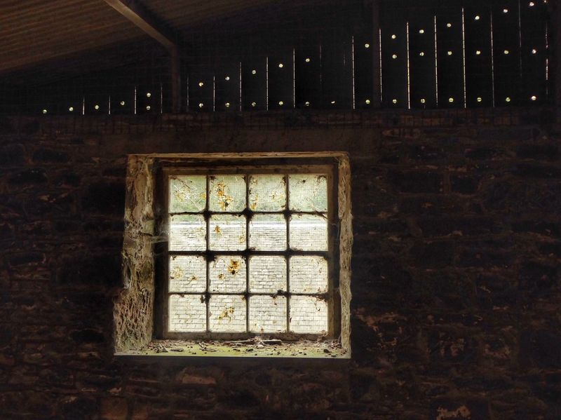 Window Indoors  Architecture No People Built Structure Day Architecture Outdoors Scotland New Lanark