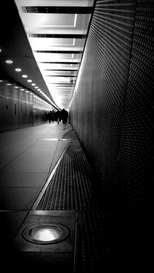Public Transportation Notes From The Underground Black & White Darkness And Light Monochrome Light And Shadow Blackandwhite Urban Geometry Eye4black&white  Fortheloveofblackandwhite
