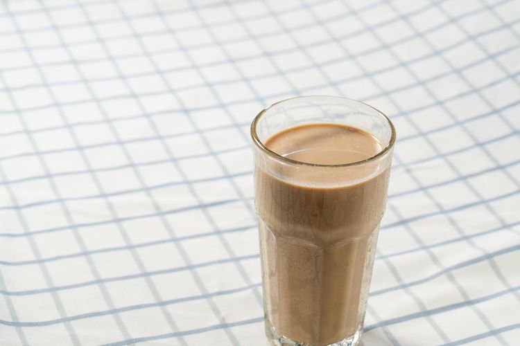 Drink Food And Drink Refreshment Glass Still Life Indoors  Household Equipment Close-up Drinking Glass Coffee No People High Angle View Studio Shot Freshness Coffee - Drink Focus On Foreground