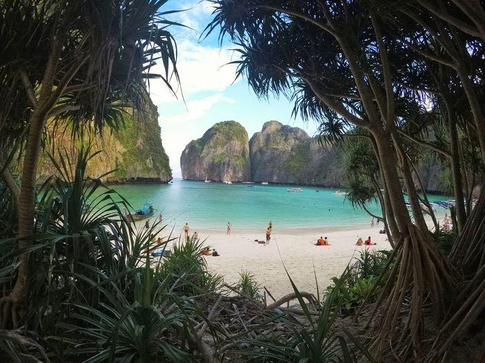 Maya beach PP
