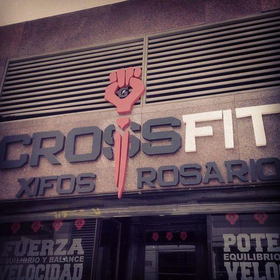 Ahora  CrossFit en Xifos!