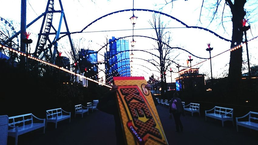Liseberg Kexchoklad Fun Roller Coaster Boyfriend Happyday Home Family With Friends