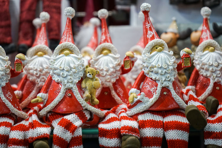 Christmas Christmas Decorations Decoration Merry Christmas! Santa Santa Claus Santaclaus Still Life Toy