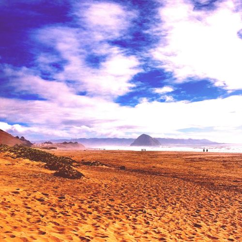 California Beach Freedom Blue Sky First Eyeem Photo