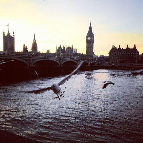 Goodbye London ! Solotravel Begin !