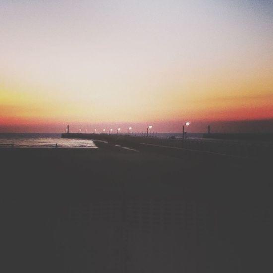 Summer sunset...? Summer Sunset Belgium