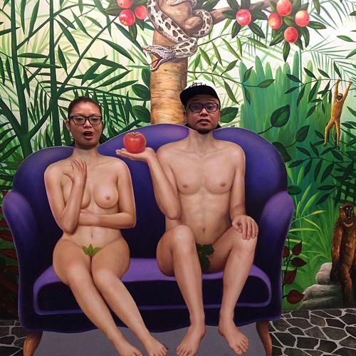 Adam & Eve Forbidden Fruit Just For Fun Hongdae