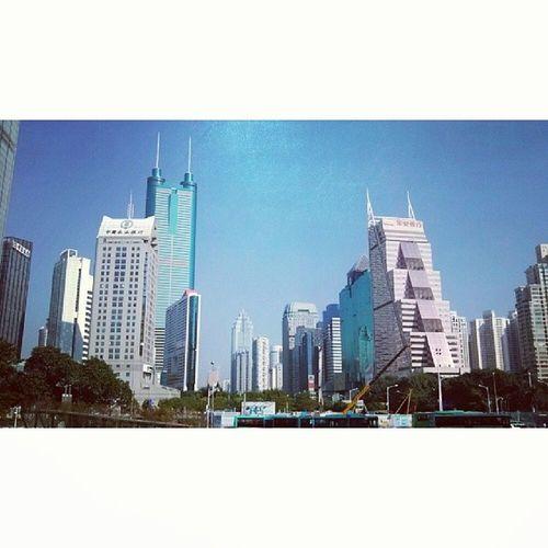 一座没有灵魂的城市,是留不住人的。 深圳 Shenzhen 中国 China