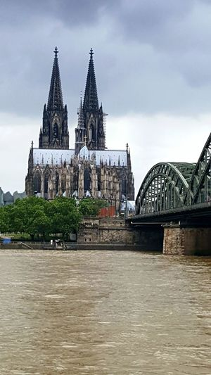 City Architecture Cityscape Building Exterior Travel Destinations Urban Skyline Business Finance And Industry Outdoors ARCHITECT Sky No People Day Cologne , Köln,  Cologne Cathedral Kölner Dom