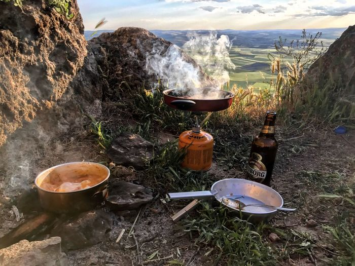 Mazıdağı Mardin Turkey Türkiye Camping Campinglife First Eyeem Photo Camping Stove Outdoors Day Nature High Angle View No People Water Steam Mountain Food Sky EyeEm Best Shots EyeEm Nature Lover EyeEm Gallery EyeEm EyeEmBestPics EyeEm Best Edits Gallery
