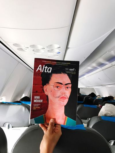 Frida boy Transportation Mode Of Transport Travel Car Men Land Vehicle Day One Person Outdoors Adults Only People Adult Airplane Ticket