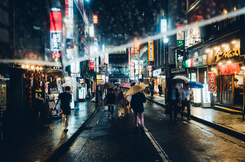 Backstreets & Alleyways From My Umbrella Izakaya Japan Japan Lovers Rain Rainy Days Shibuya Shibuyascapes Tokyo Alley Architecture Building Exterior Built Structure City City Life City Street Crowd Group Of People Illuminated Large Group Of People Men Night Nightlife Outdoors Personal Perspective Rain Rainy Day Rainy Season Real People Road Street Transportation Travel Destinations Umbrella Walking Wet End Plastic Pollution The Fashion Photographer - 2018 EyeEm Awards The Photojournalist - 2018 EyeEm Awards The Traveler - 2018 EyeEm Awards HUAWEI Photo Award: After Dark