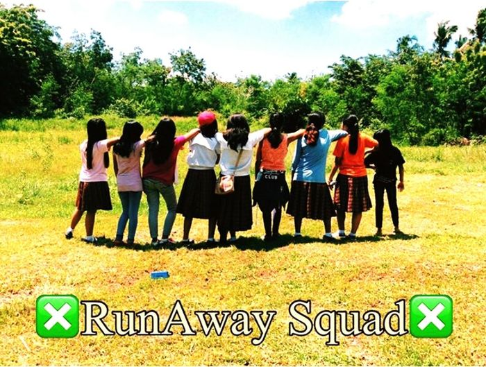 Runaway Squad cannever be broken First Eyeem Photo