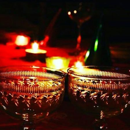 Flame Candle Burning No People Close-up Food And Drink Indoors  Illuminated Night Diya - Oil Lamp Freshness