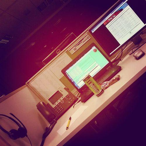 NCR Work Office Belgrade Nightshift