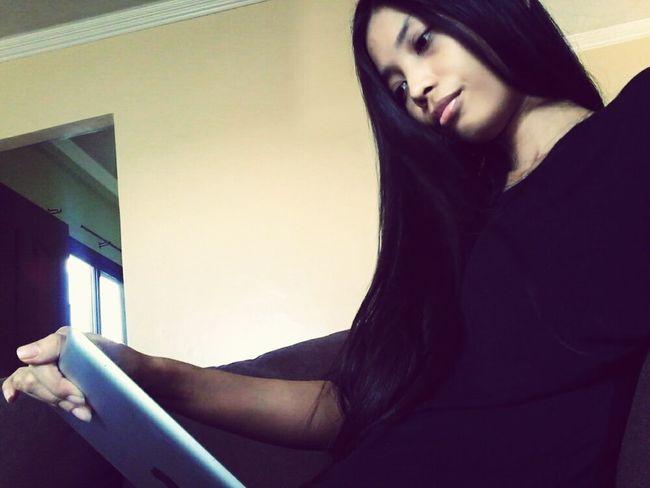 Hi! That's Me Blogging Relaxing Enjoying Life Goodday Onlineshopping Fashion Chatting Chat