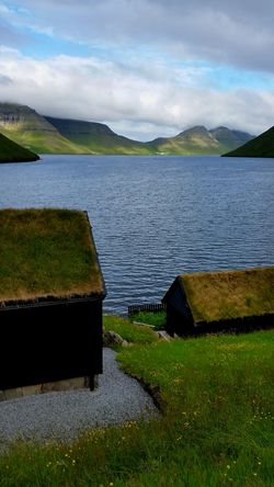 Hanging Out Taking Photos Check This Out Calming Views Relaxplace Tranquility Pacefull Igersdenmark Ig_denmark Traveling The World Travel Destinations Travel Photography Landscape_photography Landscape_Collection From My Point Of View Seascape Photography Sea_collection Sea View Waterscape Klaksvik Färöer Faroeisland Faroe Islands Ig_great_pics Tipical House