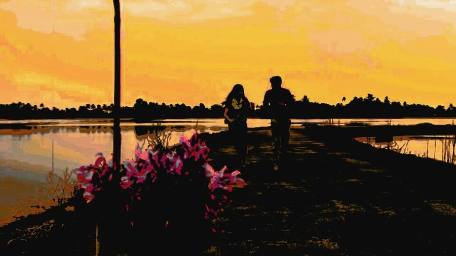 Editography : Tijo Thomas LoveBegins Walk_in_SunSet Walk Toghether,Run Toghether For To Find Ur Love