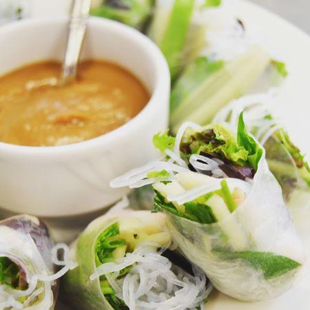 Mt favorite food ever! Food Vietnamese Healthy Food Fresh First Eyeem Photo