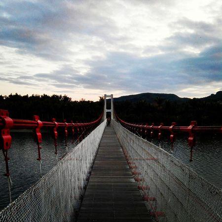 荼山吊橋 Bridge