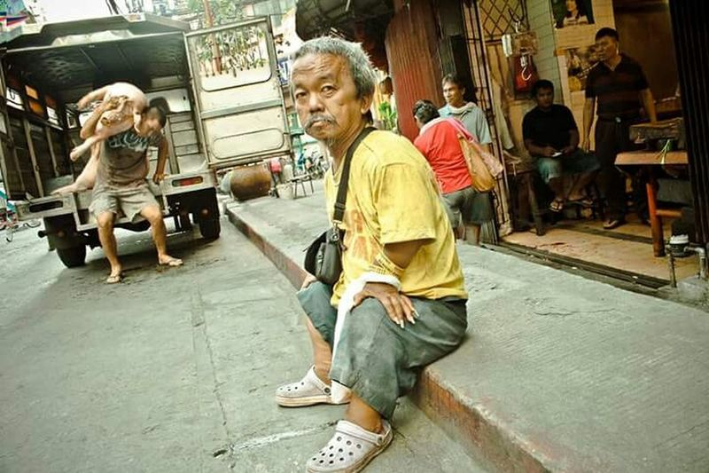 Urban Lifestyle Street Photography This Week On Eye Em Ogpin Chinatown Binondo Manila, Philippines Open Check This Out Everyday Life