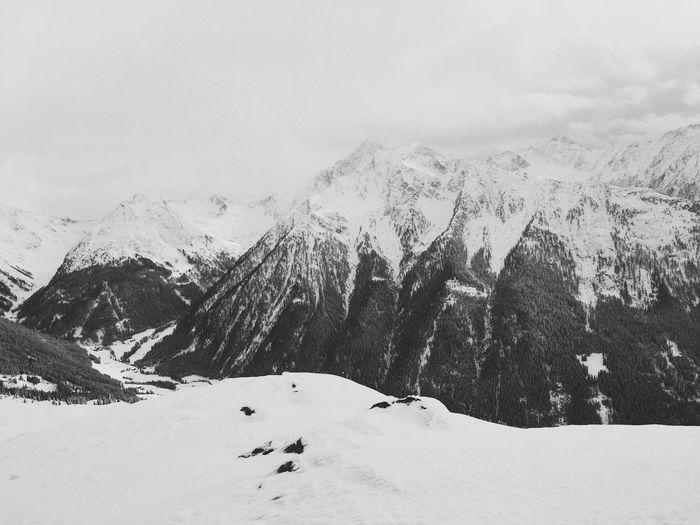 South Tirol Eyeemmarket EyeEmPaid Vscocam Snow Foggy Mountains VSCO Black And White South Tyrol South Tirol