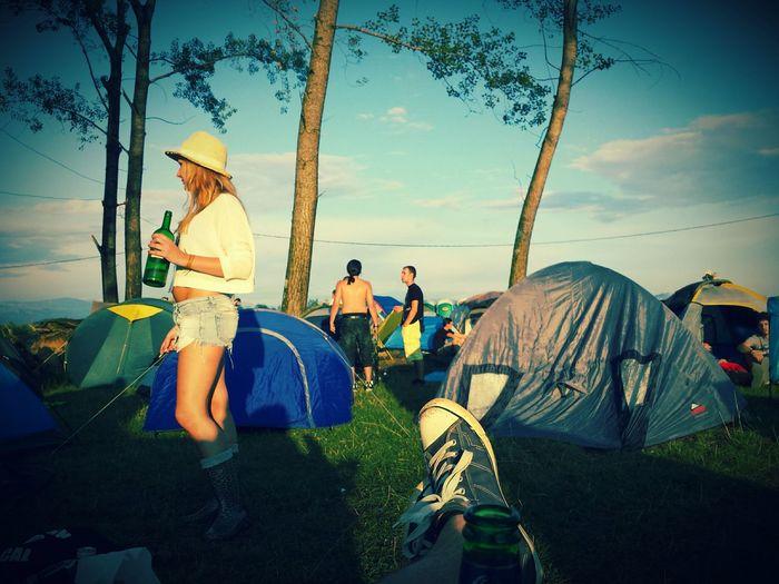 Easy living The Moment - 2014 EyeEm Awards Taking Photos Festival Relaxing