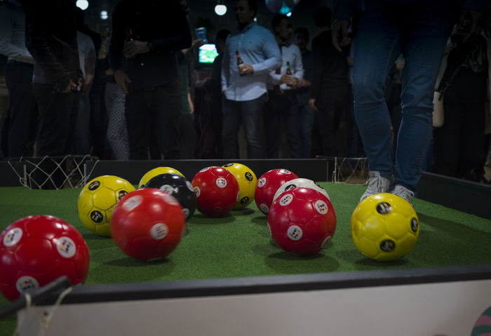 Beer Competition D Day Drinking Food Foot Foot Pool Fun Games Hipset Indoors  Men Millenials Millenials Life People Pool Ball Pool Table Real People Sport
