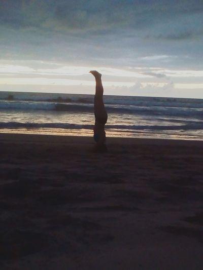 Beautiful ♥ Mylove😍 In The Beach Ecuador🇪🇨 Montañita,Ecuador