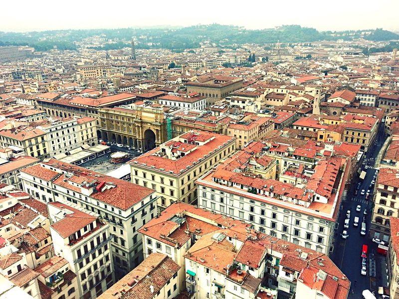 Florence Upabove City Favoriteplace City Architecture City View  City Above City Scape City Building Florence Italy Firenze