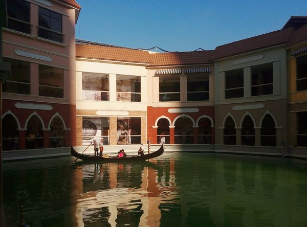 Fake Grand Canal Check This Out Light And Shadow Architecture Eyeem Philippines Venice