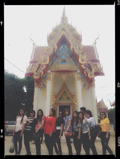 Company trip Thailand CompanyOutting people Holiday♡