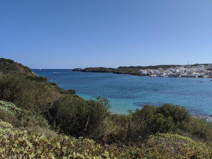 Bay of Es Grau