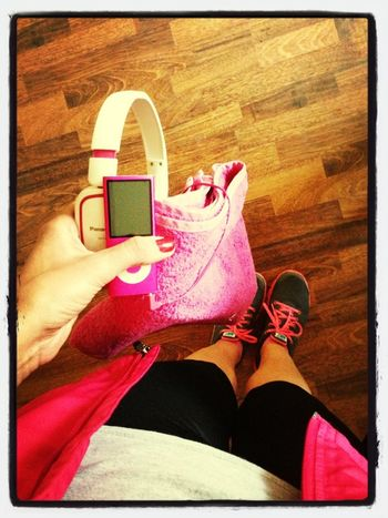 Workout 50 Shades Of Pink