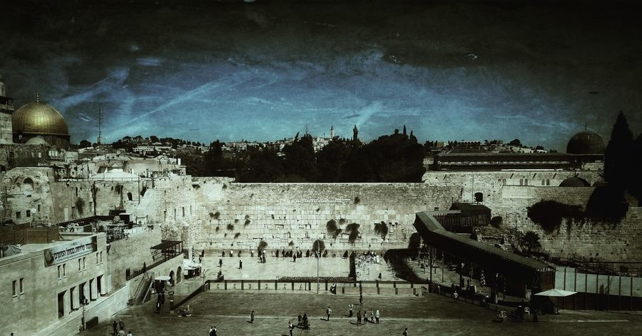 Jerusalem Holyland Oldcity Israel Old City Tourism Tourist Travel Sky Jew Jewish Muslim Cristian Westernwall First Eyeem Photo