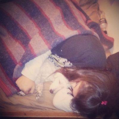 Se durmio mi cuñada