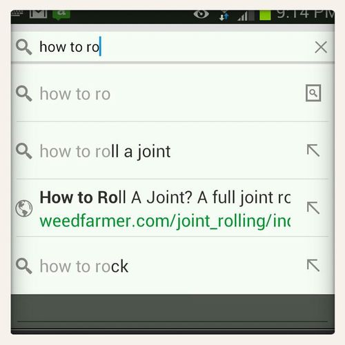 how to ro... Google Now