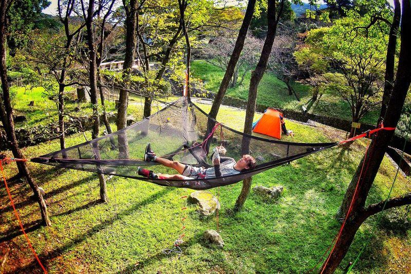 Forest Trillium Hammock Hammock Tree Tree Climbing Tree Tent F4F Follow Back Followback Follow Followme Nature Love Goprooftheday Gopro Dji Phantom Goprohero4
