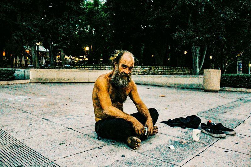 The everyday struggle follow me on ig @benji.1857 Follow4follow Street Photography Homeless Real People Struggle Givingback