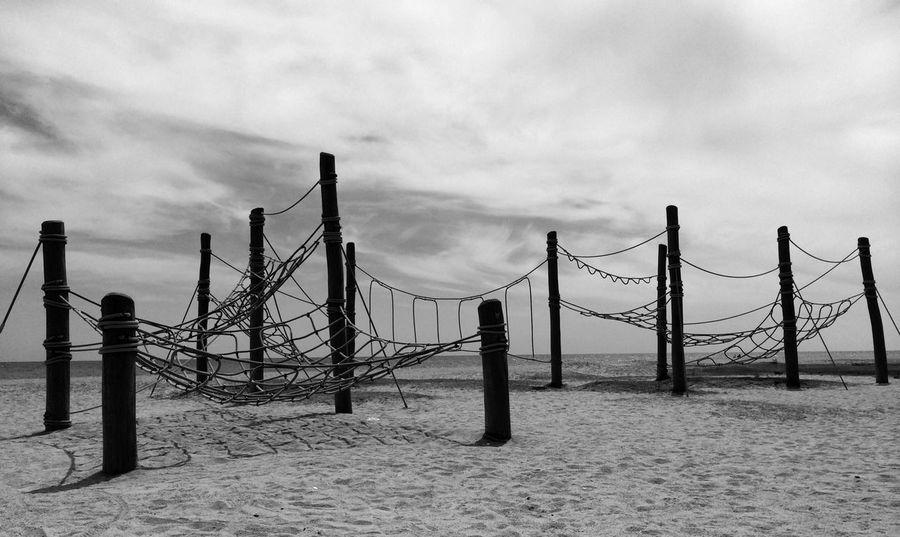 Catalunyalove Sea Black & White