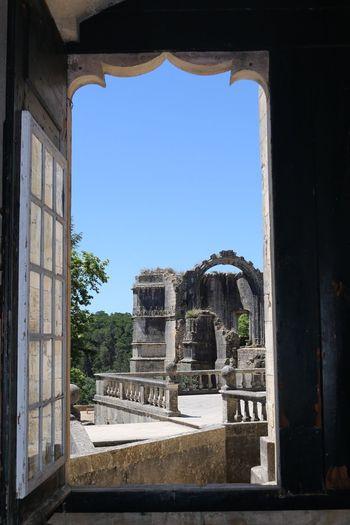 Convento De Cristo Tomar Portugal 2016 History