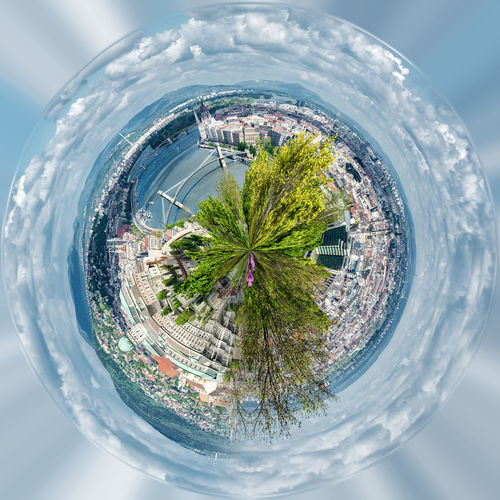 Little planet 360 degree sphere. Panoramic view of Budapest city. Hungary 3 Dimensional 360 360 Degree 360 Panorama Budapest, Hungary Circle City Hungary Nature Panorama Panoramic Sphere Tree Bridge Circle Cityscape Cloud - Sky Europe Landscape Outdoors Sky Three Dimensional Three Dimentional Photography Urban Landscape Urban Skyline