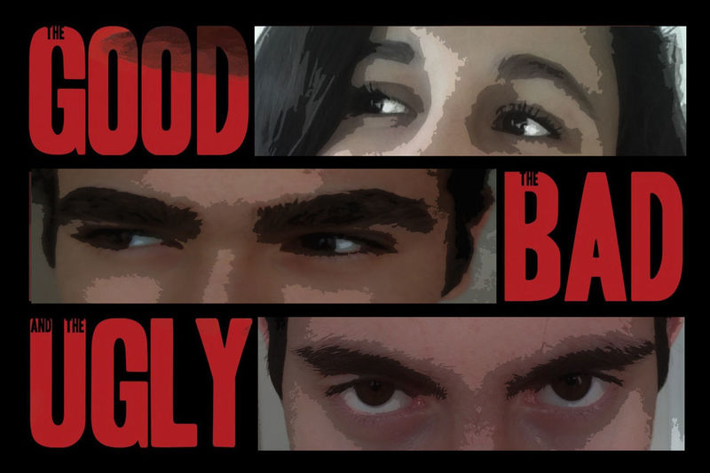 The Good, The Bad and The Ugly GoodBad&Ugly Goodbadugly First Eyeem Photo