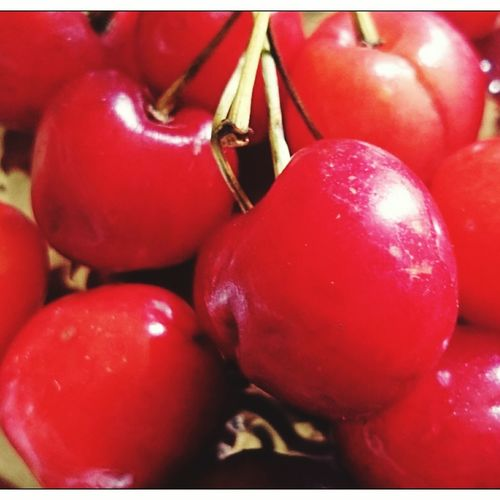 Food Porn Awards Cherry Enjoying Life