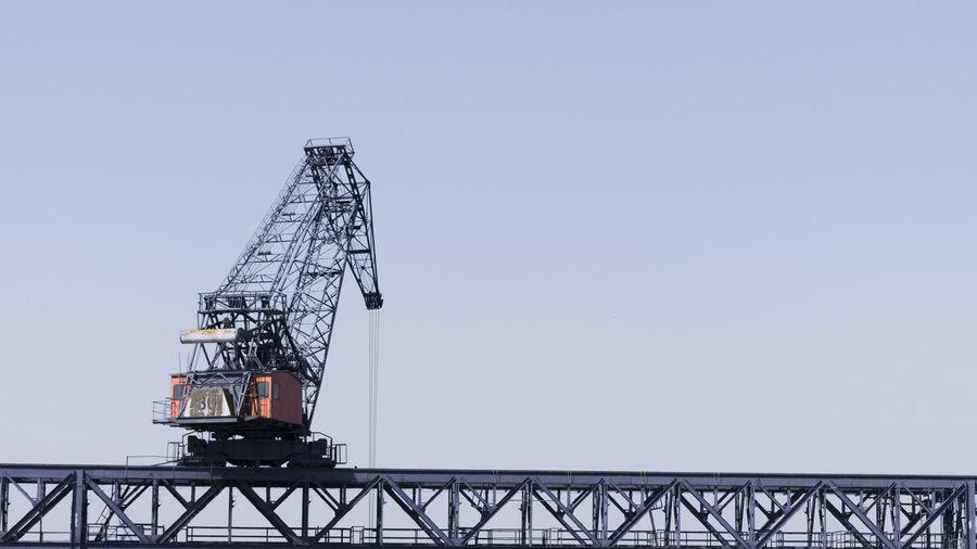 Cityscape Crane