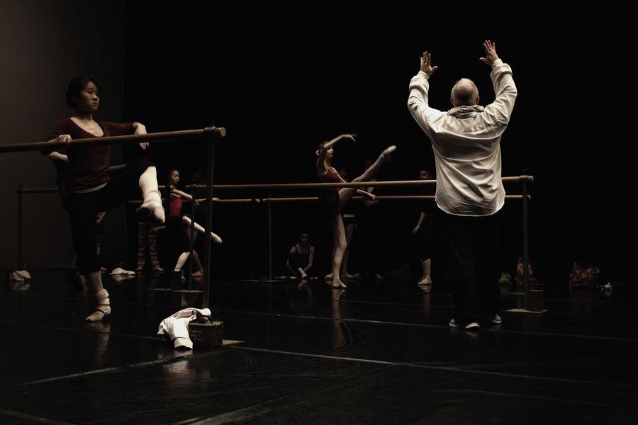 festival internazionale di danza Spoleto-Umbria <3 Danza Clásica Prove Lezioni