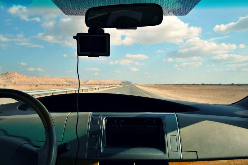 Day Steering Wheel Summer Sunny The Way Forward Tranquil Scene Vanishing Point Long Goodbye