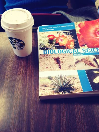 School time :/ Starbucks for me and my boyfriend tho :)